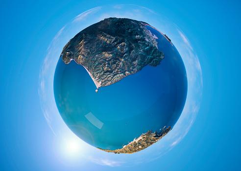 Rock Of Gibraltar Clip Art, Vector Images & Illustrations.