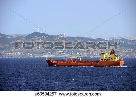 Picture of Strait of Gibraltar u60534257.