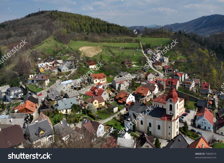 Stramberk, Czech Republic Stock Photo 75803515 : Shutterstock.