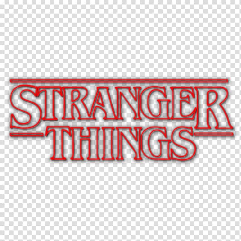Strangers Things logo, Eleven Television show Stranger.