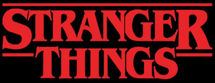 Stranger Things Logo PNG Clipart.