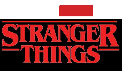 Stranger Things Logo.