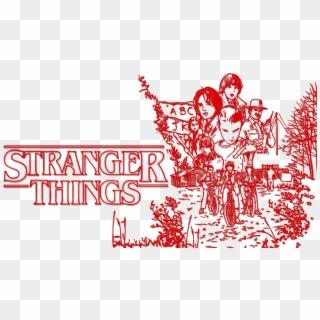 Stranger Things Logo PNG Images, Free Transparent Image.