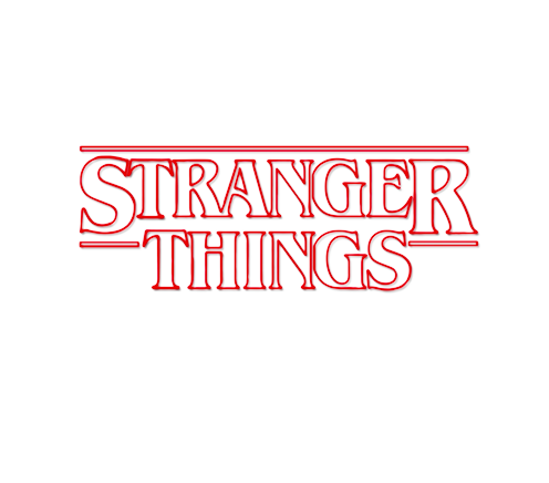 Logo stranger things clipart images gallery for free.