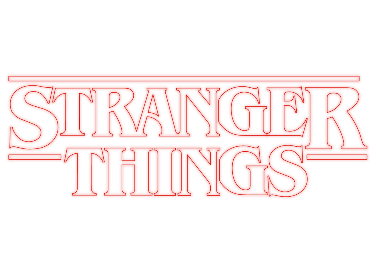 What is a background? — Stranger Things.