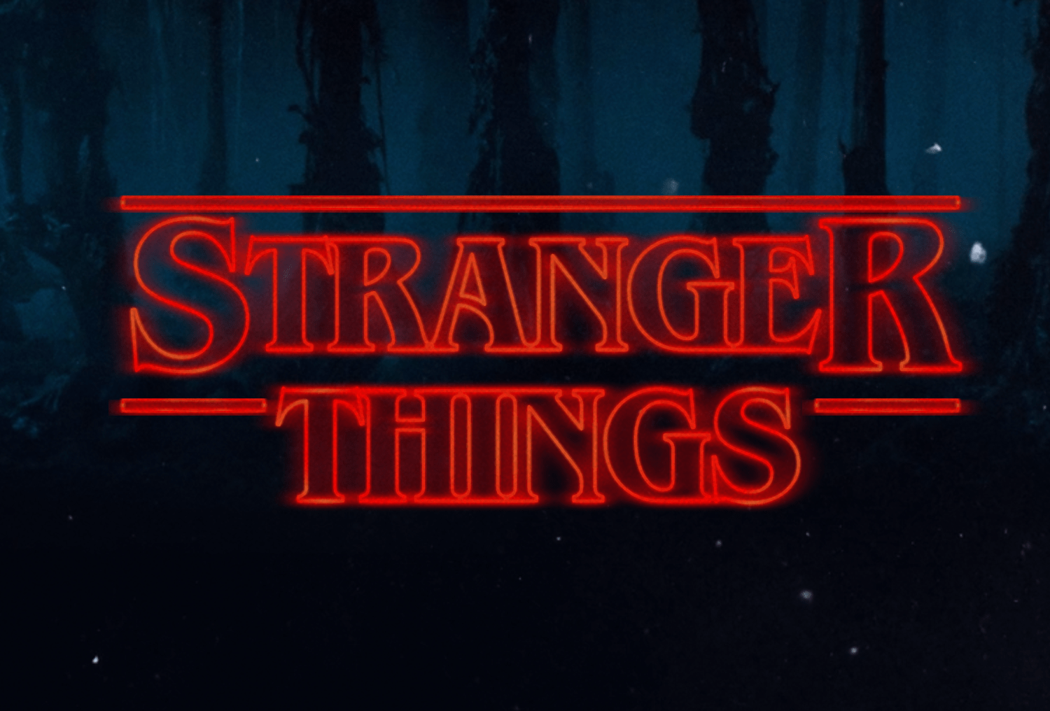 You Can Now Make Your Own \'Stranger Things\' Logo.