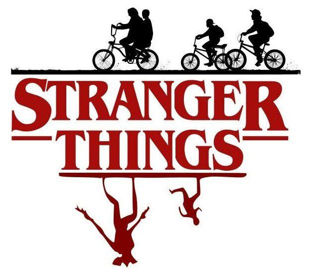 Stranger Things PNG File.