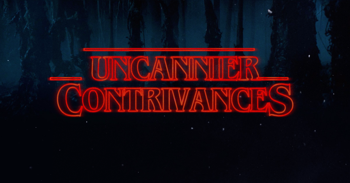 Generate your own \'Stranger Things\' logo.