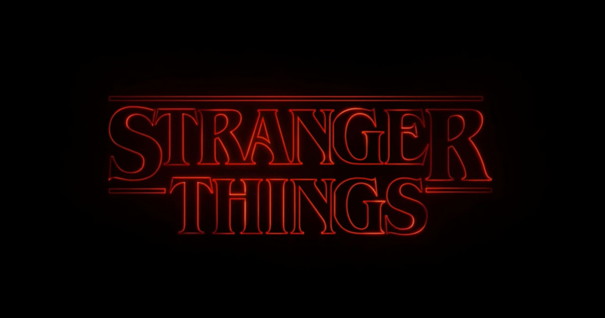 Play Around With a Stranger Things Title Font Generator.
