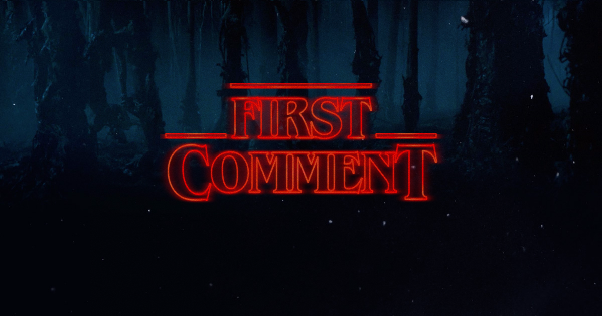 Make your own Stranger Things title cards with this site.