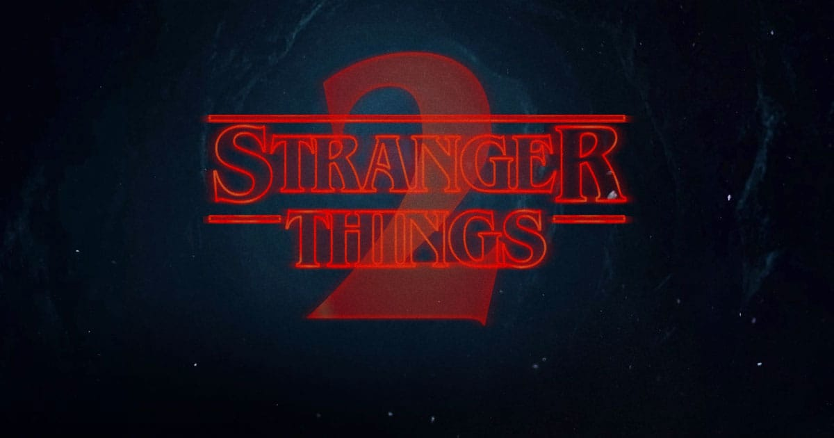Stranger Things Type Generator.