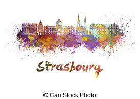Strasbourg Clip Art and Stock Illustrations. 346 Strasbourg EPS.