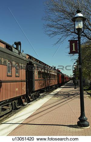 Stock Photography of Strasburg, PA, Pennsylvania, Pennsylvania.