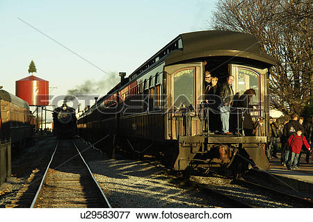 Picture of Strasburg, PA, Pennsylvania, Pennsylvania Dutch Country.