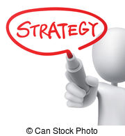Strategist Clipart.