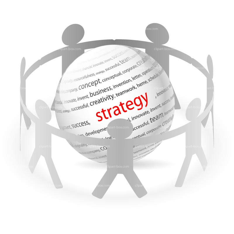 Strategy Cliparts.