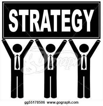 Strategy Clipart.