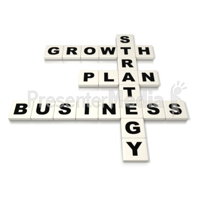 Business Plan Strategy.
