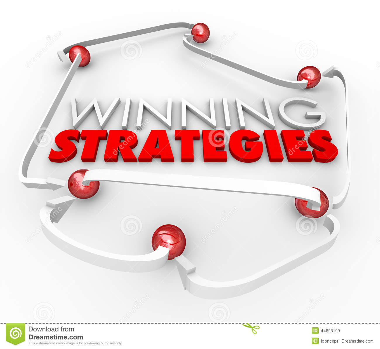 Strategies clipart.