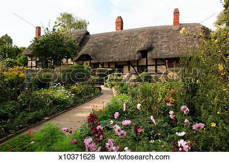 Pictures of England, Warwickshire, Stratford.