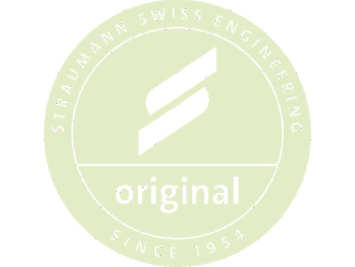 Straumann® Original components.