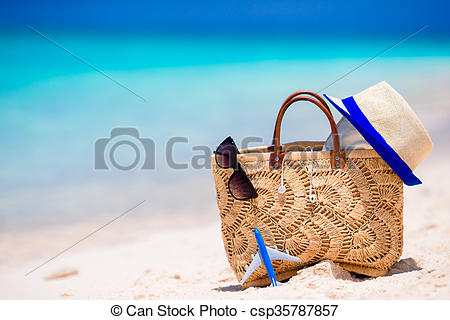 Stock Images of Beach consept.