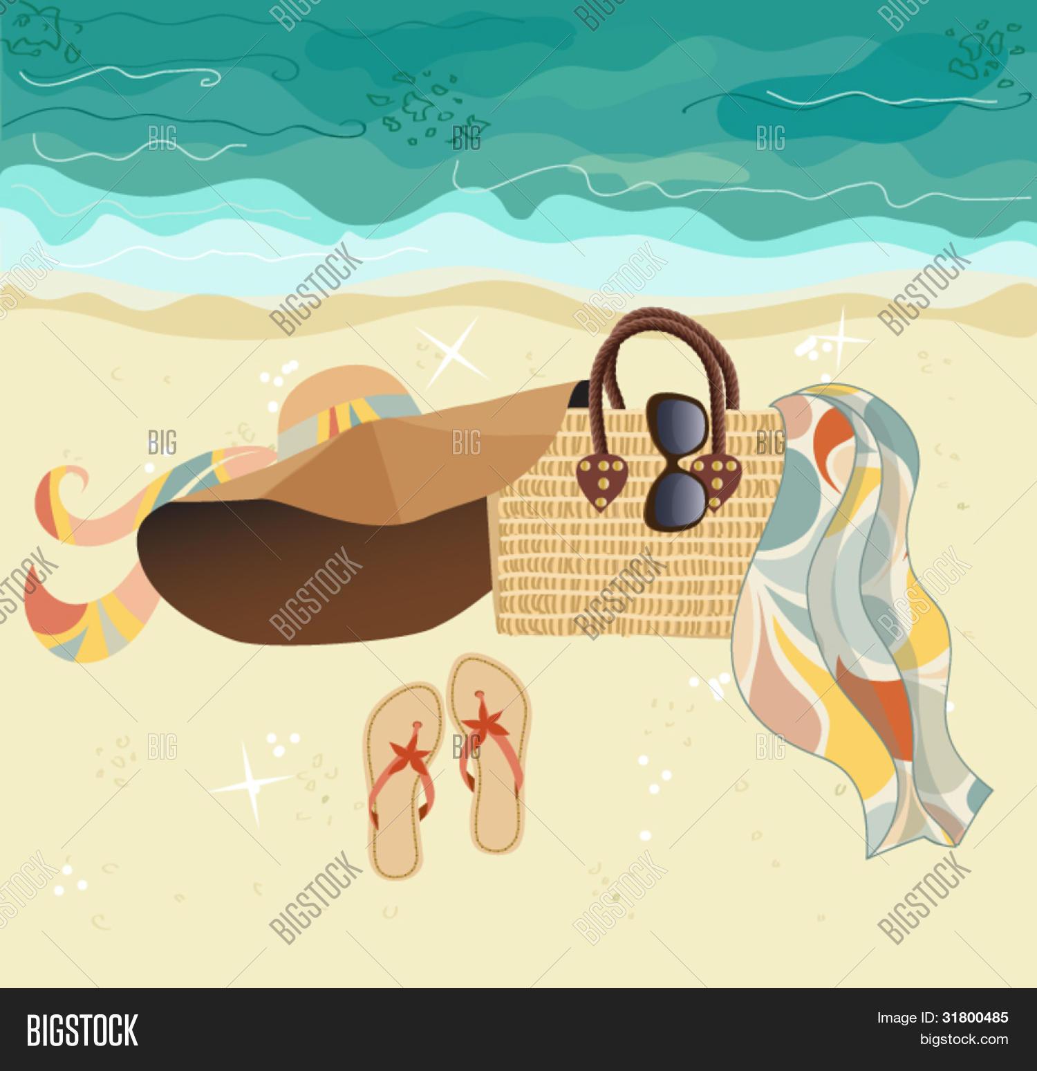 Summer at the Beach.