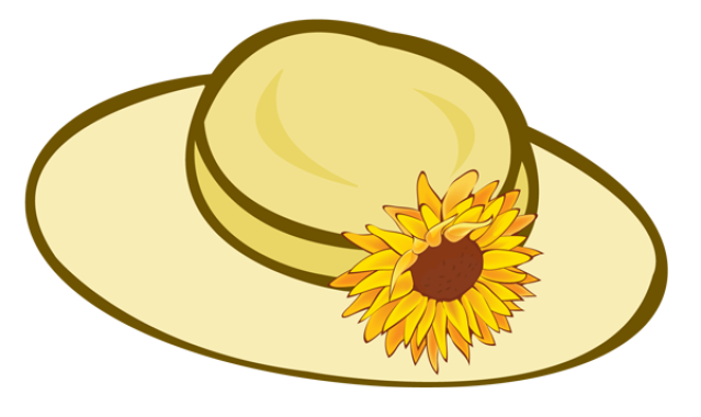 Clipart straw hat.