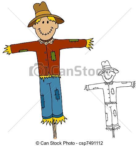 Straw man Clip Art and Stock Illustrations. 851 Straw man EPS.