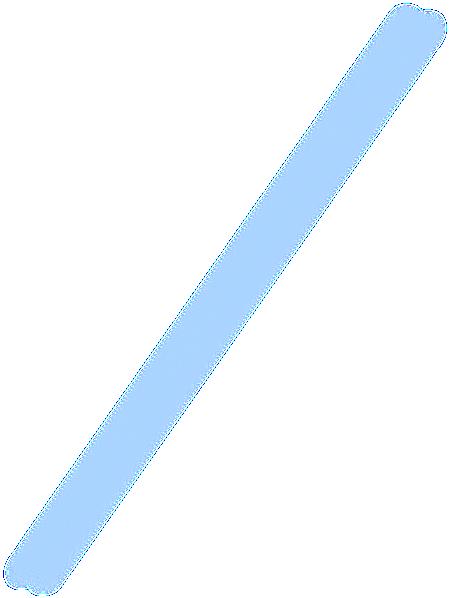Blue Straw Clip Art at Clker.com.