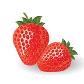Strawberries Clip Art.