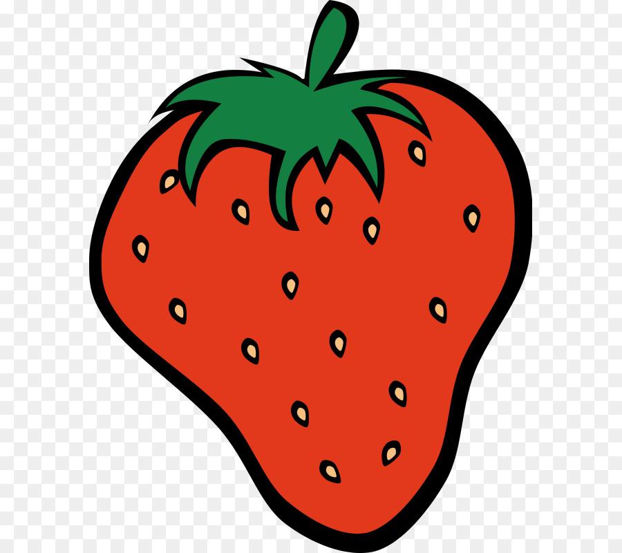 Strawberry Shortcake Cartoon.