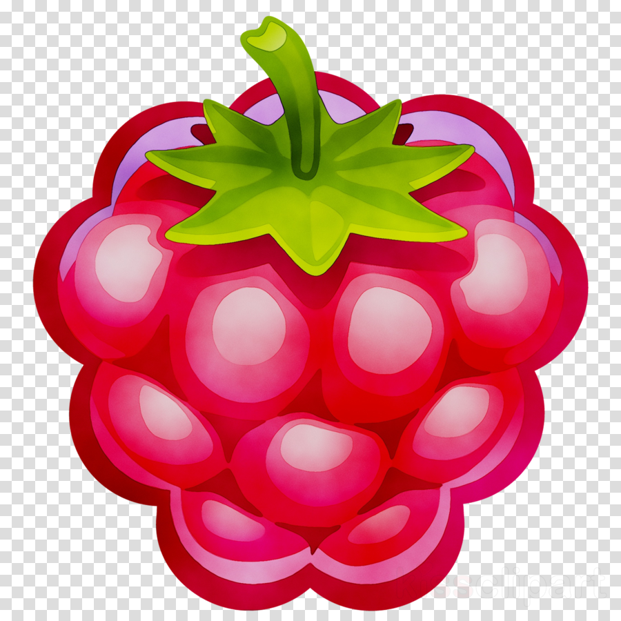 Strawberry Cartoon clipart.