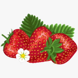 Strawberry , Transparent Cartoon, Free Cliparts.