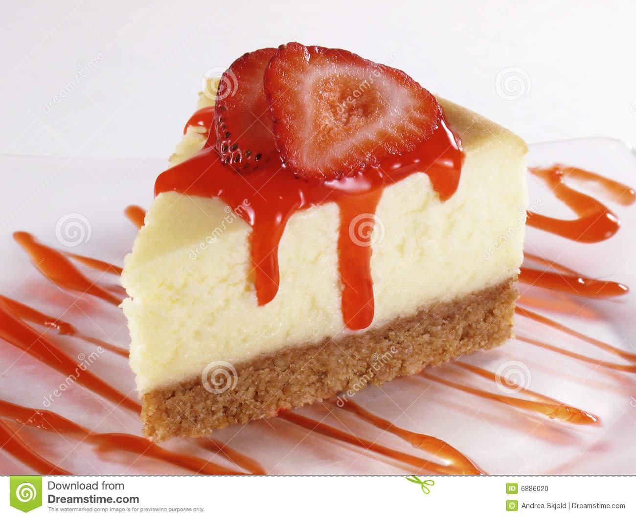 Strawberry Cheesecake Clipart.