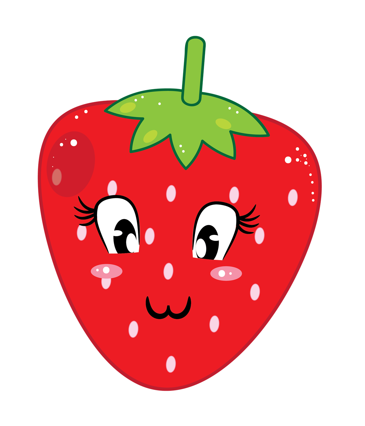 Free to Use & Public Domain Strawberry Clip Art.