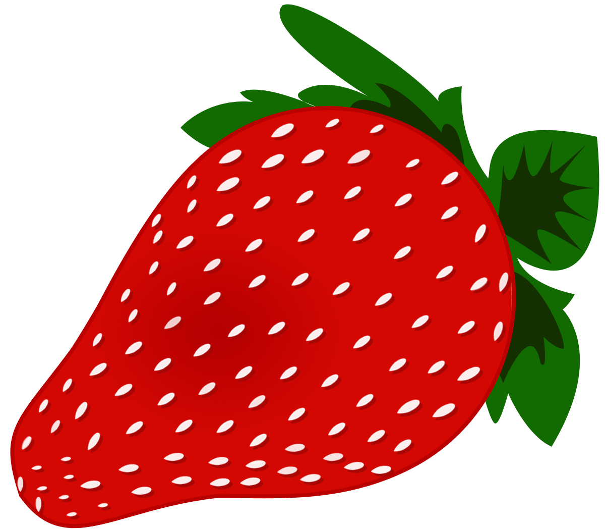 Free Strawberry Clipart Transparent Background, Download.
