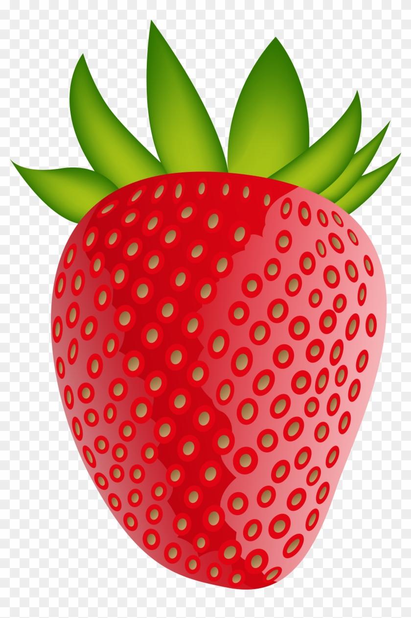 Strawberry Png Clip Artt Image.