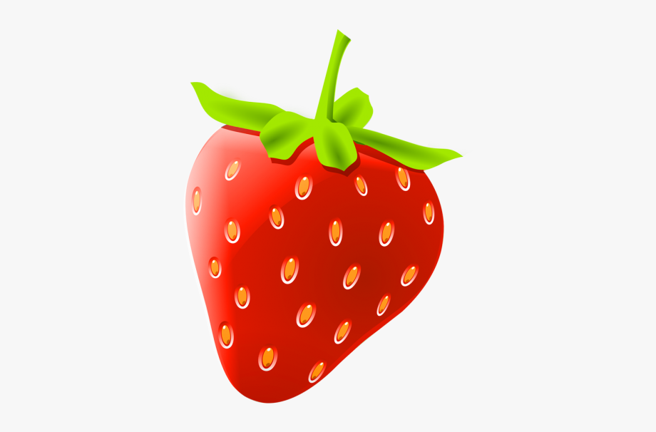 Free Download Png Strawberry Vector Clipart.