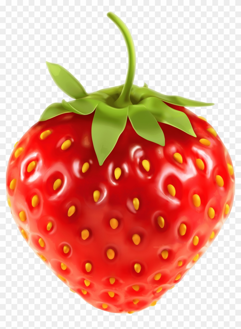 Strawberry Png Clipart Image.