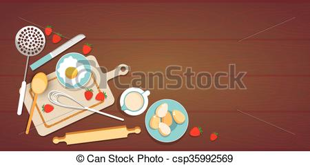 Strawberry cup clipart #6