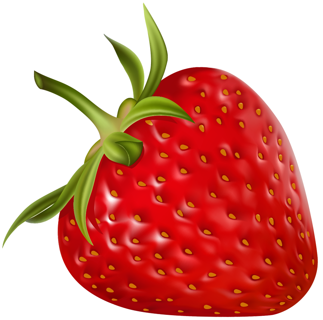 Strawberry PNG Clipart.