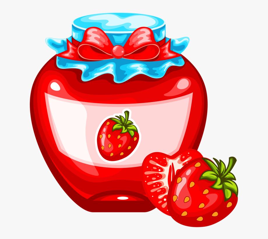 Фотки Kitchen Clipart, Strawberry Jam, Strawberry Fields.