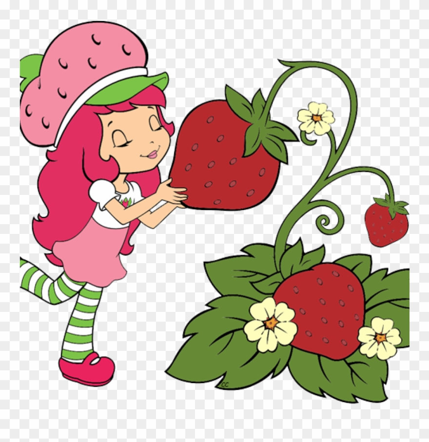 Strawberry Shortcake Clipart Strawberry Shortcake Berry.