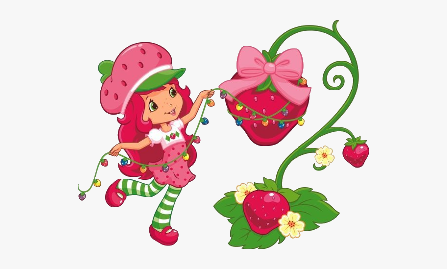 Strawberry Clipart Strawberry Shortcake.