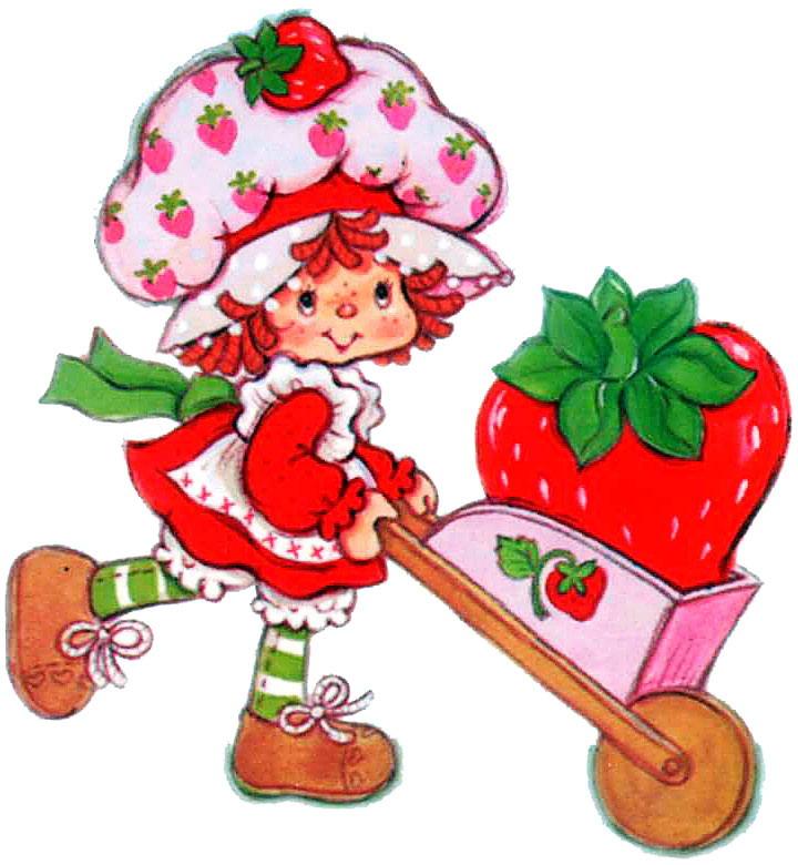 Best Strawberry Shortcake Clipart #10561.