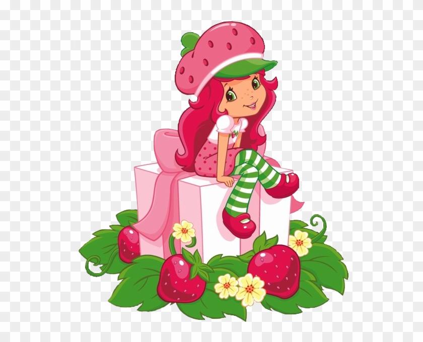 Strawberry Shortcake Vector.