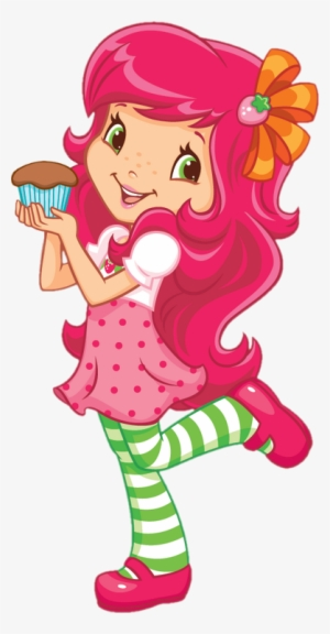 Strawberry Shortcake Png PNG Images.