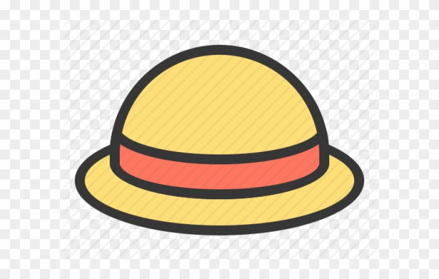 Straw Hat Clipart Svg Free.