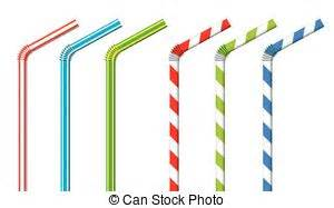 Similiar Black And White Clip Art Drinking Straw Keywords.